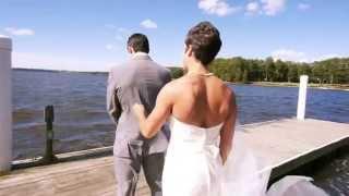 Richmond Virginia Wedding Video, The Boathouse
