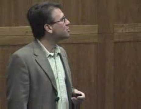 Professor Chris Sprigman on Intellectual Property Law