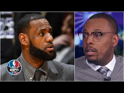 Lakers should keep LeBron James out 'as long as possible' - Paul Pierce | NBA Countdown
