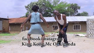 KING KONG MC OF UGANDA & JR URSHER  dancing to LIMIT by FATTA   New Ugandan Comedy 2017