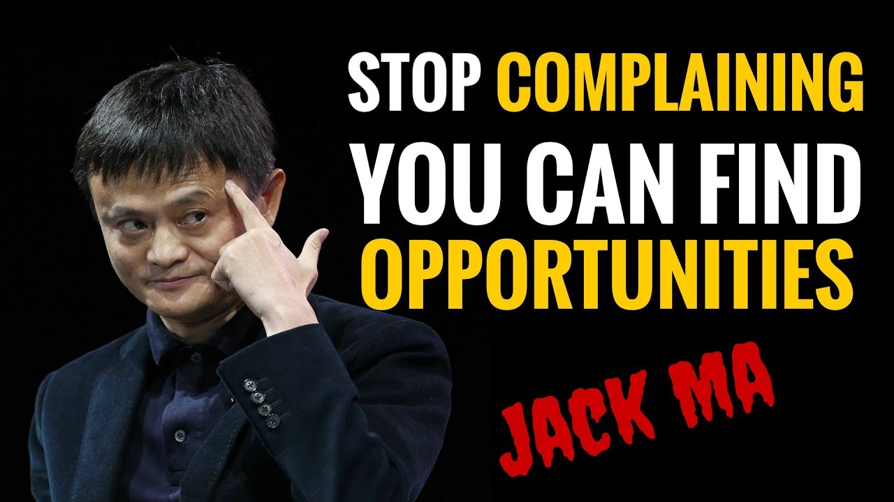 Jack Ma The Founder Of Alibaba On Success Youtube
