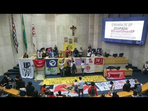 O Brasil é uma Venezuela Jr. - Invasão da Câmara Municipal de São Paulo