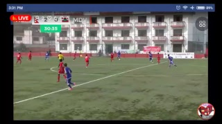 Nepal Vs Maldives Saff u15