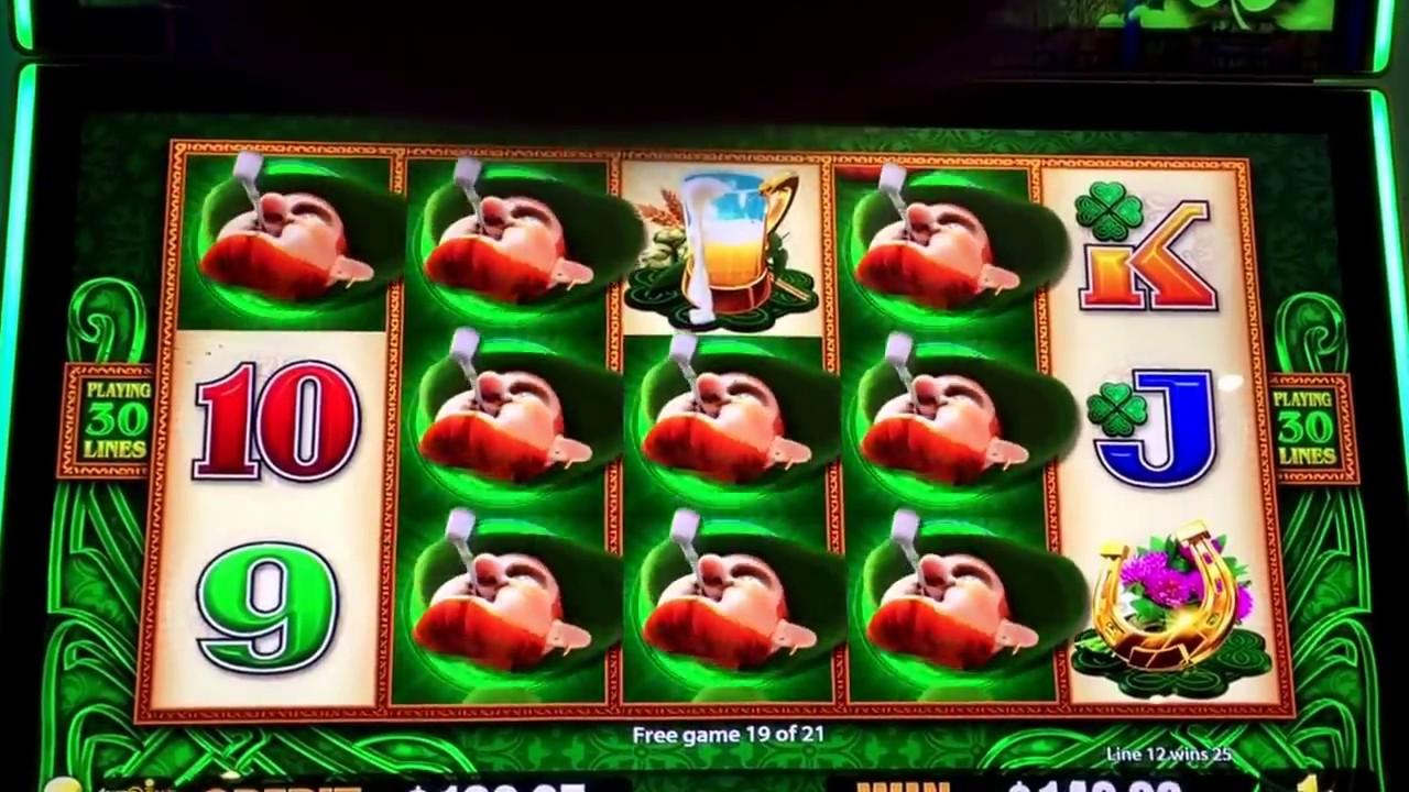 Lucky The Leprechaun Las Vegas