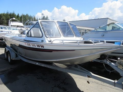 Used 1997 North River Boats 21' Commander For Sale in Coos Bay, OR