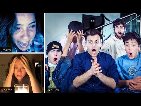 We Joined An Online Chat Room At 3 AM.. (BAD IDEA)