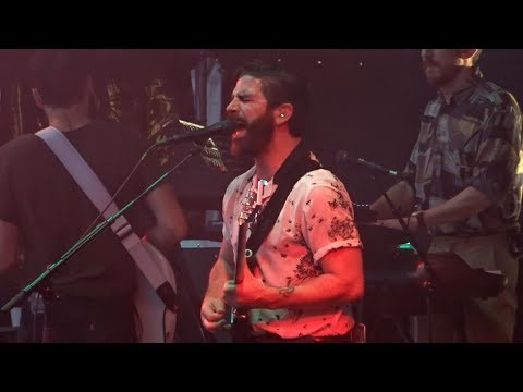 Foals - Live @ Пикник Афиши, Moscow 29.07.2017 (Full Show)