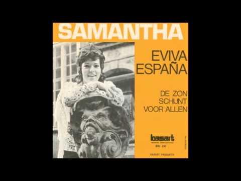 1972 SAMANTHA eviva españa