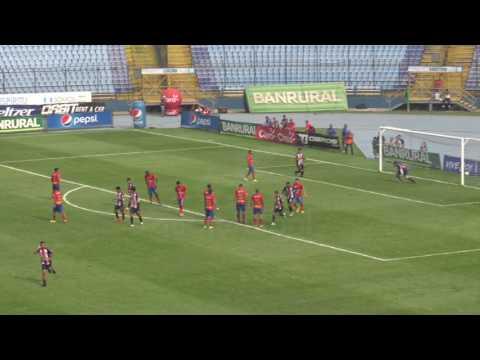 Municipal 2-2 Xelajú MC - Jornada 19 - Clausura 2017