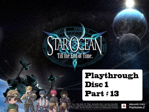 Star Ocean: Till The End Of Time - Copper And Dragons