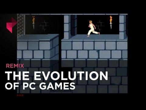 0 A Evolução dos Jogos de PC
