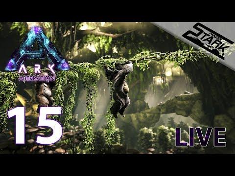 ARK Aberration - 15.Rész(Jeti és Medve tame) - Stark LIVE