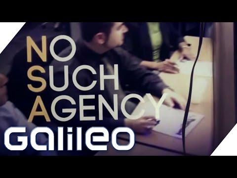 Galileo bei der NSA-Zentrale | Galileo | ProSieben