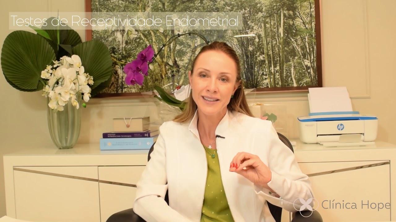 Testes de Receptividade endometrial