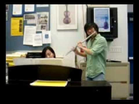 Kiss the Rain - Flute & Piano.mp4