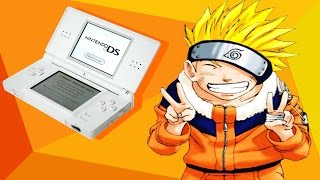 All Naruto Games for Nintendo DS