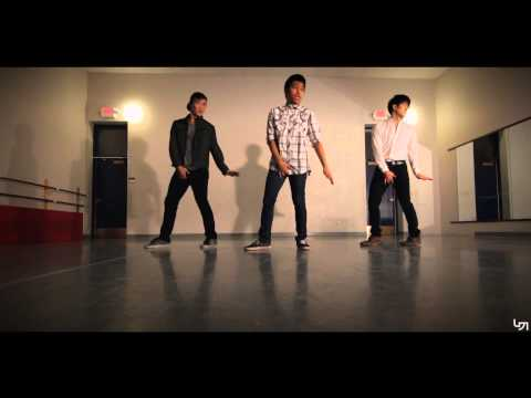 @FrankieHebres Choreography | Dive In - @TreySongz | @LYON MOTIONS