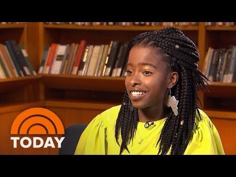 Meet The First African-American Youth Poet Laureate