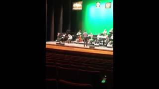brendon and the unc big band
