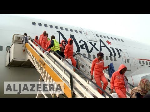 Nigerian migrants return from Libya back to square one 🇳🇬