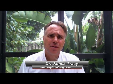 Debunking The MSM Attack on Professor James Tracy