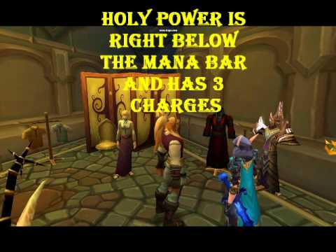 how to play ret pally
