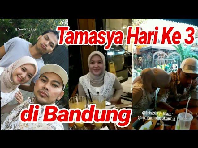 Hari Ke 3 Tamasya di Bandung Fikoh Semakin L3ngk33t S4mm4 Fomal