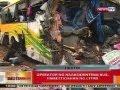 BT: Operator ng naaksidenteng bus sa Tuba, Benguet, iimbestigahan ng LTFRB