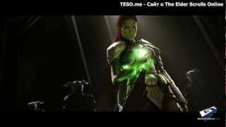 The Elder Scrolls Online - Трейлер о персонажах (E3 2012)