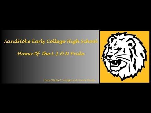 SandHoke Early College High School - Graduation 2014