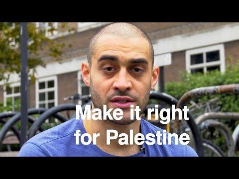 Lowkey: Make it right for Palestine