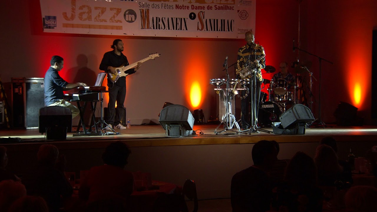 Sulaiman Hakim and the group Kisasa World Music | Sanilhac,France Jazz Festival