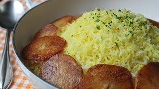 Persian Rice - How to Make Perfect Steamed Rice