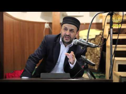 Лекция Мухаммад-Расула Саадуева