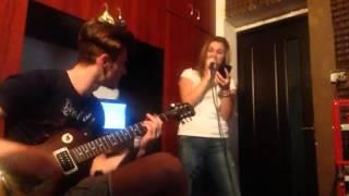 Delia feat Uddi- Ipotecat (cover w/ Mirela Borodi)
