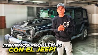 EL JEEP NOS DIO PROBLEMAS... | ManuelRivera11