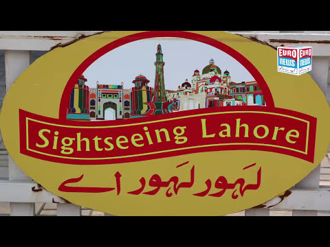 Lahore City Double Decker Bus Tour 2017