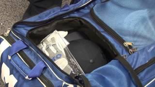 Mars Cricket Pro Wheelie Cricket Kit Bag Review