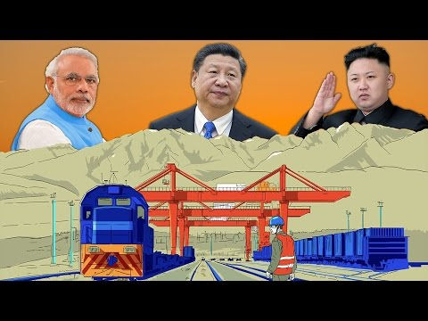 One Belt One Road and Two Wars? China Spars with North Korea and India