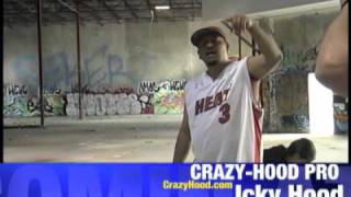COMIN AT CHA VIDEO SHOOT WITH CRAZY-HOOD PRO