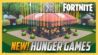 Fortnite Creative Hunger Games Mode! - Code Inside | Swiftor