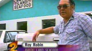 Marvin McGraw WBRZ TV Chinese Crawfish Invasion