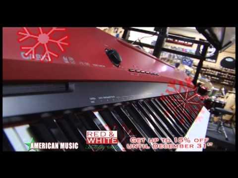 AMERICAN MUSIC GUAM HOLDAY SALE!