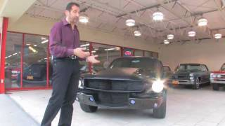 1966 Mustang Pro Touring for sale with test drive, driving sounds, and walk through video