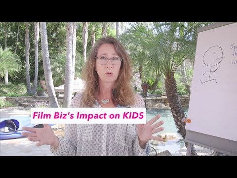 Film Biz's Impact on Kids