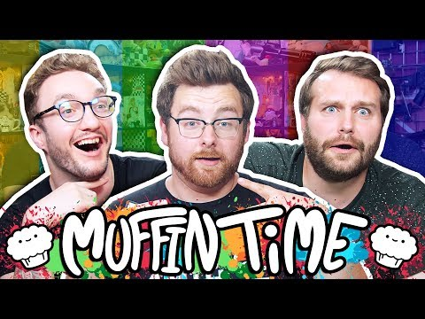 LET'S PLAY MUFFIN TIME #CONTENT