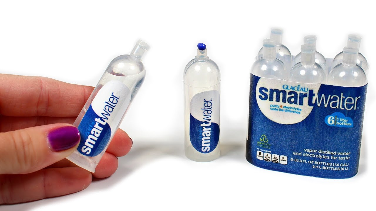 Diy American Girl Water Bottle Youtube