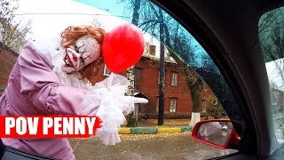 FIRST PERSON PENNYWISE BROTHER (pov)
