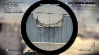 Call of Duty Ghosts:,,Sniper Montage''