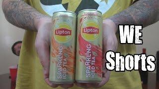 We Shorts - Lipton Sparkling Iced Tea Peach & Raspberry